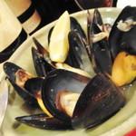 ミルコローネ - ムール貝の白ワイン蒸し