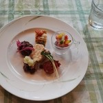 カンパネ食堂 - 前菜