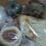 エリゾー - 購入したパンたち