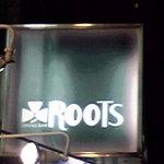 洋食屋Dining&Bar Roots - 電気看板