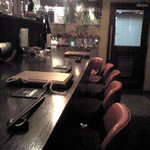 洋食屋Dining&Bar Roots - カウンター