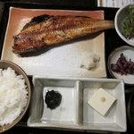 5809995 - ホッケ焼き定食