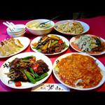 中国小皿酒家 楽山 - 料理写真: