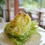 キャスロン - シャキシャキレタスサラダ Sサイズ