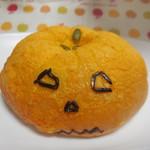 おかあさんといっしょ - かぼちゃパン ¥140-