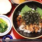 ダイニング・バル539 - 鶏の照り焼き丼