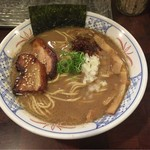 麺や 庄の - らーめん ¥760-