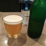 つけ麺 五ノ神製作所 - ハートランドビールやで~