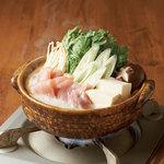 鶏鬨 新川店 - 地養鶏水炊き