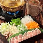 鶏鬨 新川店 - 地養鶏しゃぶしゃぶ