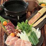 鶏鬨 新川店 - 地養鶏すきやき