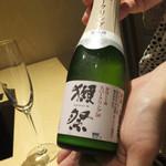 58099516 - 獺祭にごり酒スパークリング50