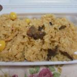 おこわ米八 - 料理写真:松茸おこわ756円