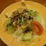 五右衛門 - 豆腐のヘルシーサラダ
