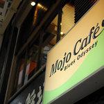 MUSIC BAR&DINING 吉祥寺 Mojo Cafe - 漢方薬屋さんの2Fにあります