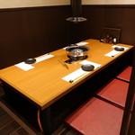 黒毛和牛 天正 - ☆個室席もゆったり空間で過ごしやすい(^^♪☆
