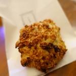 カワタ製菓店 - 有機バナナ、キウィのスコーン