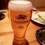 和み家 - ビール