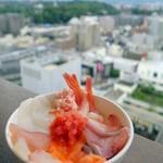 ケンロク - 近江町市場直送 自家製海鮮丼