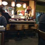 寿司芳 - 店内