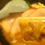 横浜家系ラーメン 町田商店 マックス - モチモチ太麺