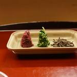 赤坂 菊乃井 - 香の物