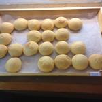 小麦工房 小さな家 - たまごクッキー(クリームチーズ入り)(@ ̄ρ ̄@)