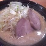 木都木・小DAIDOKO - 料理写真:「味噌ら~めん(800円)」[平成28年10月28日(金)]