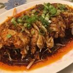 香港料理 麒麟閣 - 料理写真:よだれ鶏