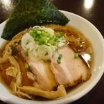 らーめんダイニング 庵 - チャ-シュウ麺、醤油850円