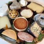 HENRY & HENRY - 仕入れ状況により変わるチーズ
