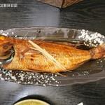 ゆかわ - 糸ヨリ鯛の煮つけ1,280円