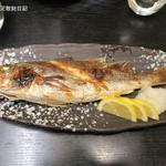 ゆかわ - 石持塩焼880円