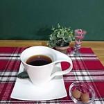 Cafeるくら - コーヒー 350円