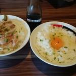 阿波家 - たたき丼とKTKG