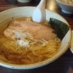 阿波家 - 塩ラーメン
