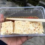 野川とうふや - 立ち食い豆腐 170円