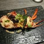 カルチェ・ラタン - カナダ産オマール海老のポワレ アメリケーヌソース