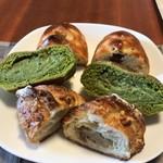 松 - パン