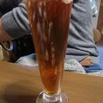 谷中ビアホール - 谷中ビールLサイズ1200円