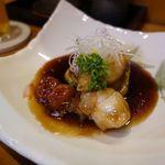 鮨と地魚料理 さかな倶楽部 たっぱん - アブラボウズ煮付け