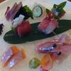 食い処あだち - 料理写真:刺身御膳 1400円
