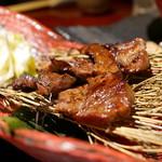 58112151 - 厚切り味噌牛たん炭火焼き