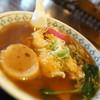 ぼたん食堂 - 料理写真:天ぷらラーメン