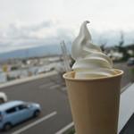 道の駅 みなとまーれ寿都 - 料理写真:ヴァニラ