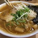 麺屋 彰 - 魚介とんこつ スタンダード 700円