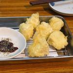 天ぷらとワイン 小島 - カマンベール
