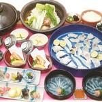 懐石料理 佑和 - ふぐコース