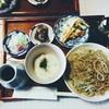 すず季 - 料理写真:とろろ汁そば750円