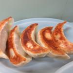 みんみん - 文句なしの餃子 コレが麺類と一緒に頂ける安心感!